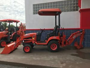 2016 Kubota Bx25dlb Mini Backhoe