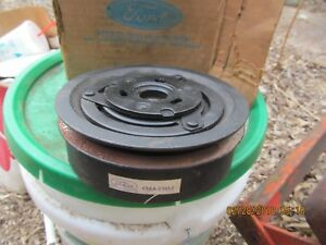 Nos Ford 68 69 Mustang Torino Fairlane Nos Ac Clutch For 302 351w 1969