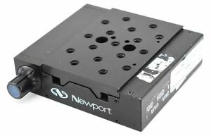 Newport Pm10016 a 93 137 Pm Translation Linear Precision Motorized Stage