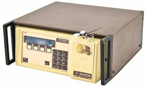 Gilson 116 Laboratory Benchtop Uv Ultraviolet Variable Wavelength Detector