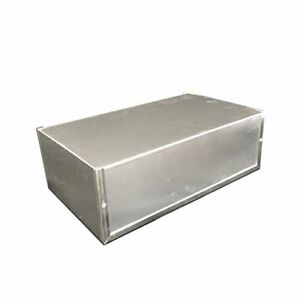 Bud Aluminum Electronics Enclosure Project Box Case Metal Electrical 12x7x4