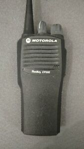 Motorola Cp200 Uhf 4 Channel Portable
