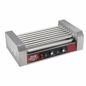Great Northern Popcorn Commercial 18 Hot Dog 7 Roller Grilling Machine 4078
