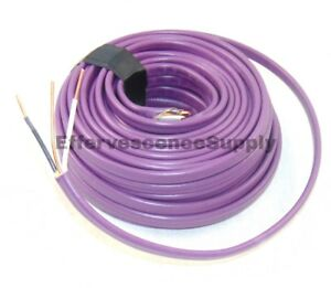 14 2 W ground Romex Indoor Electrical Wire 100 Feet 14 2 Purple Wire