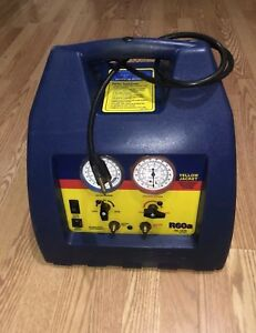 Yellow Jacket Hvac Recovery Unit lightly Used