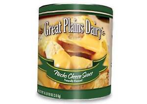 Great Plains Dairy Nacho Cheese 6 10 Can 6 Each 6 Pack