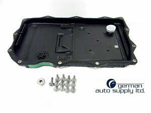 Bmw Automatic Transmission Oil Pan And Filter Kit Zf Parts 1087298247