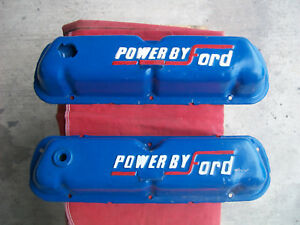 Ford S B Valve Covers Power By Ford