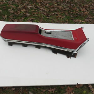 1962 63 64 Factory Center Console Ford Galaxie Xl Marauder Comet 390 427 Nos Fit