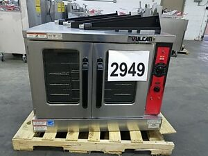 2940 New S d Vulcan Vc4 Series Electric Convection Oven 208v Model vc4ed 11d1