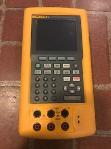 Fluke 744 Documenting Process Calibrator In Good Used Shape