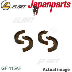 Brake Shoe Set Parking Brake For Nissan X Trail T30 Qr20de Japanparts Gf 115af