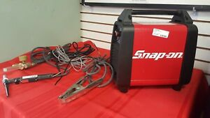Snap on Tig 130i Portable Welder 115 230 Volt Jr