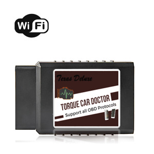 Mobile Car Engine Fault Code Reader Diagnostic Tool Scanner Obd2 Wifi For Iphone