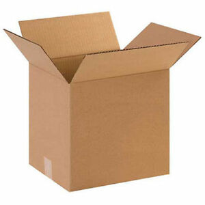 13 x10 x13 Corrugated Boxes 200lb Test ect 32 25 Pack Lot Of 25