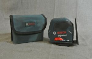 Bosch Gll 50 Laser Level In Green Pouch 120441 1 Nw