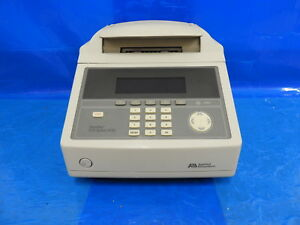 Abi 9700 96 well Single Aluminum Pcr Cycler