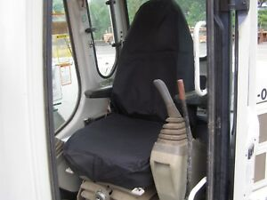 Equipment Seat Cover High Back 28