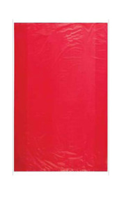 2 500 Wholesale 30 High Density Red Plastic Merchandise Shopping Bags