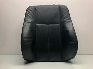 97 03 Bmw E39 5 Series Front Left Driver Seat Top Upper Cushion Cover Oem