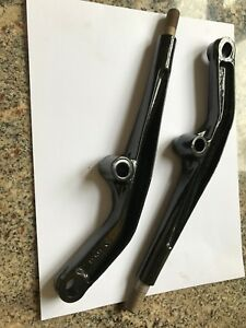 Mga Rear Bumper Mounting Brackets Rear R H And L H Pair