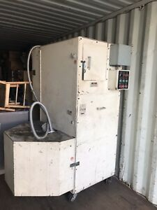 Granulator Foremost 30 Hp With Blower 5hp Cyclones