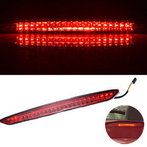 Red Third 3rd High Mount Brake Stop Rear Tail Light Fit Bmw Z4 E85 2003 2008 Usa