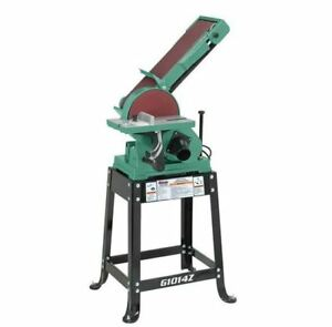 Grizzly Combination Sander G1014Z 6
