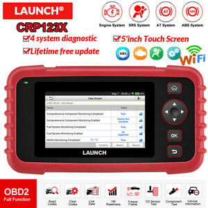 Launch X431 Viii Crp129 Obd2 Diagnostic Tool Auto Scanner Engine Abs Srs At Scan