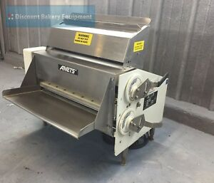 Anets Sdr 42 Front Operated Two Pass Dough Sheeter