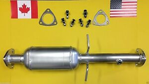 1996 1997 1998 1999 2000 Chevrolet S10 2 2l Direct Fit Catalytic Converter