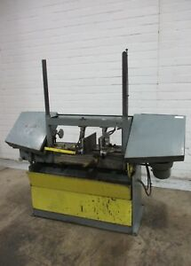 Horizontal Band Saw Used Am17299