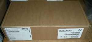 Sealed Set Of Cisco Cp 7937 2201 40140 001 Conference Phone External Microphones