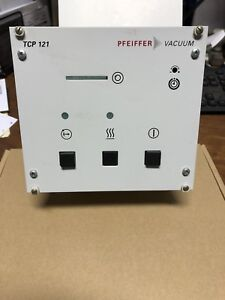 Pfeiffer Tcp 121 Model Nr Pm C01 497 A Turbo Vacuum Pump Controller For Tmh 261