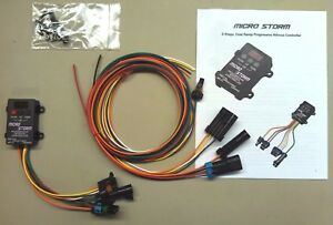 Micro Storm 2 Stage Dual Ramp Progressive Nitrous Controller W Tps