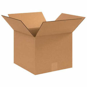 11 x11 x8 Corrugated Boxes 25 Pack Lot Of 25