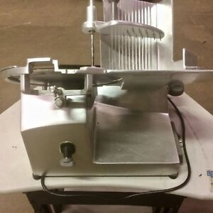 Hobart Edge 134054 12 Commercial Deli Style Meat Slicer Runs Local Pickup Only
