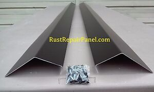 Rocker Panel Cover Kit Fits Nissan Frontier 1997 2004