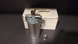 Binks 8 Oz Siphon Cup For Paint Spray Guns Mpn 81 540 New In Box