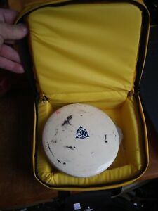 Trimble Zephyr Gps Antenna 39105 00 With Cable And Case