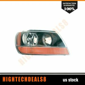 Head Right Side Light Assembly Fits Jeep 1999 2002 Grand Cherokee Laredo