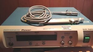 Dyonics Power Console And Elite Max Shaver