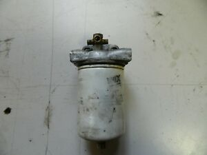 Jcb 1110 Fuel Filter Housing P n 32 912000 Perkins 1004 4 Turbo Engine Part