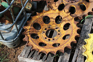Antique John Deere 40 420 430 Crawler Dozer Sprocket 3 Farmerjohnsparts