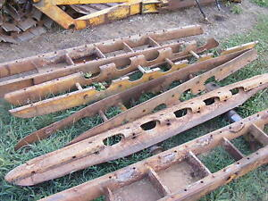 Antique John Deere 40 420 430 440 Crawler Rock Guard Farmerjohnsparts