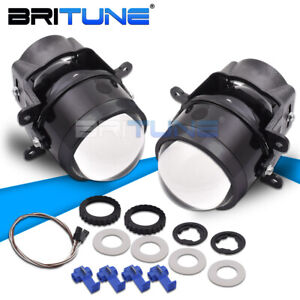 Hid Fog Lights Bi Xenon Projector Replace For Ford Focus Honda Fit Nissan H11