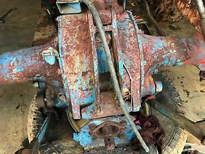 Rear Differential 901 Ford Power Master Tractor
