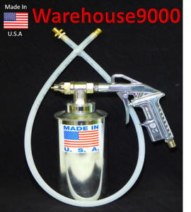 Fluid Film Undercoating Emery Pro Spray Gun Rust Proof 1 Quart Can 360 Wand