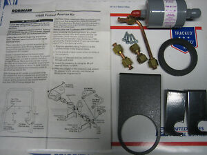 17560 Robinair Filter Flushing Kit 17700 17400 17300 R12 A C Recovery Machine