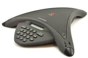 Polycom Soundstation Premier Analog Conference Phone 2201 01900 001